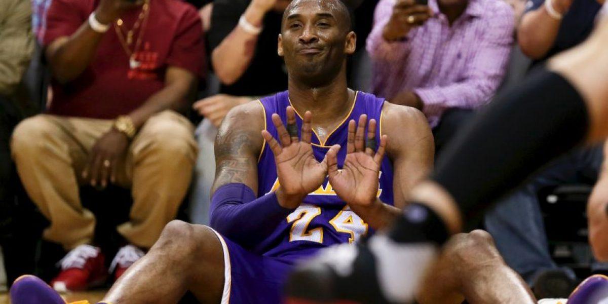 Mejores atletas del mundo rinden tributo a Kobe Bryant