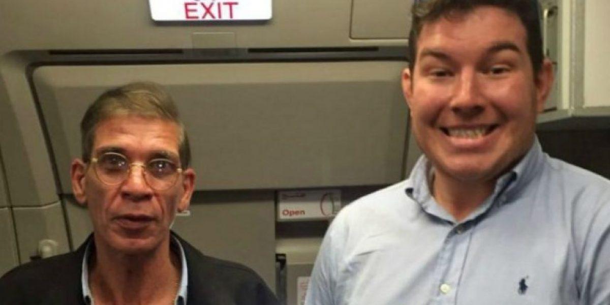 Hombre que se tomó selfie con secuestrador será estrella de TV