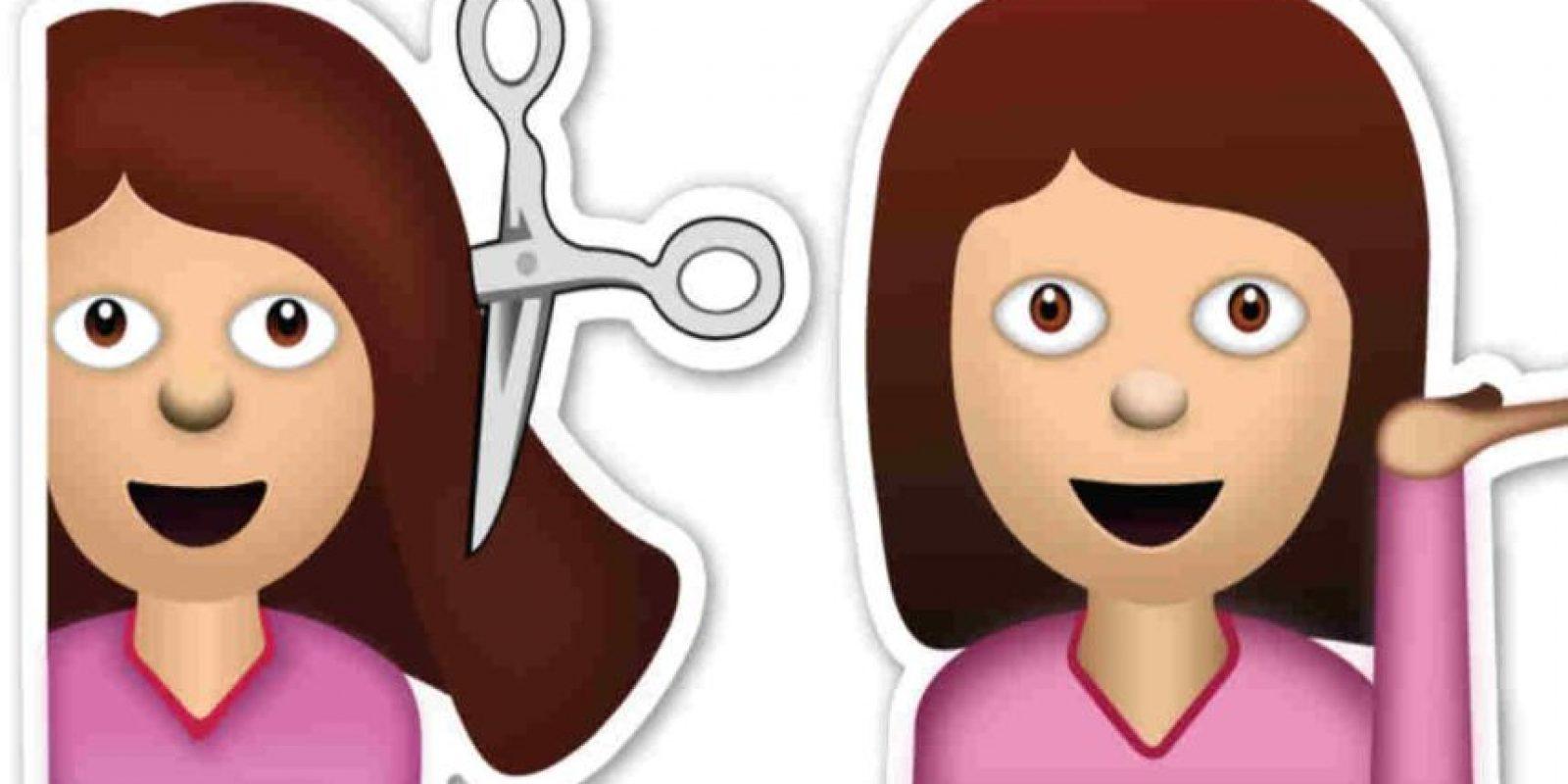 Una chica ha descubierto el hilo negro de este emoticón. Foto:Tumblr. Imagen Por: