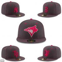 Equipos utilizarán gorras y vestidos con esquemas rosados el Día de las Madres. Foto:Twitter. Imagen Por: