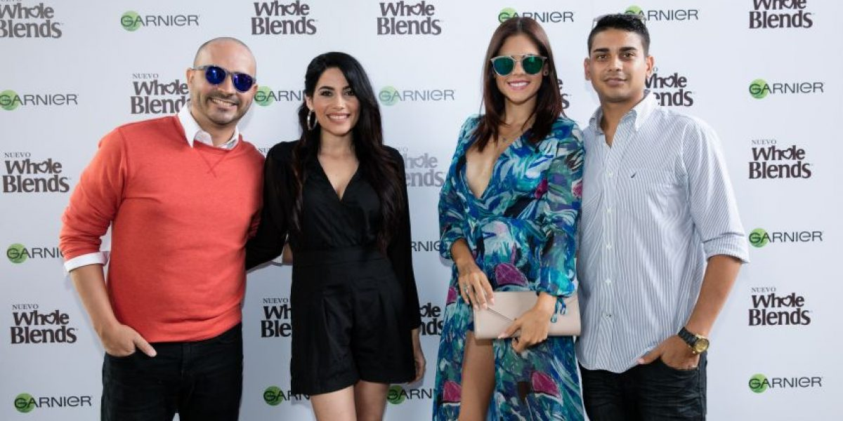 Garnier celebra momentos llenos de vida con Whole Blends