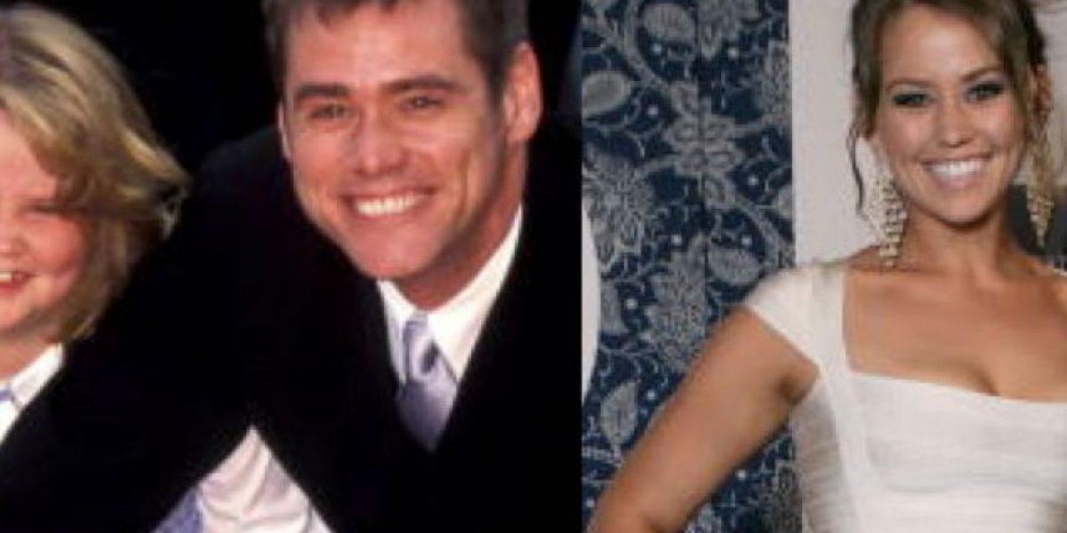 Esta es la bella hija de Jim Carrey