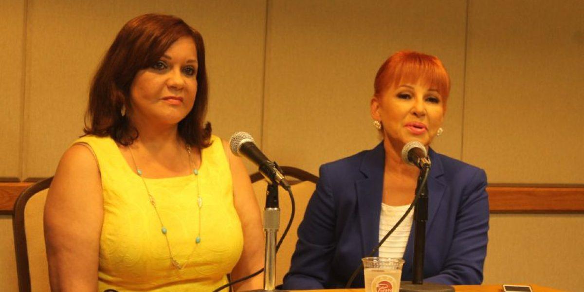 Charito y Luz Nereida serán homenajeadas por el Departamento de Comunicaciones de la UPRA