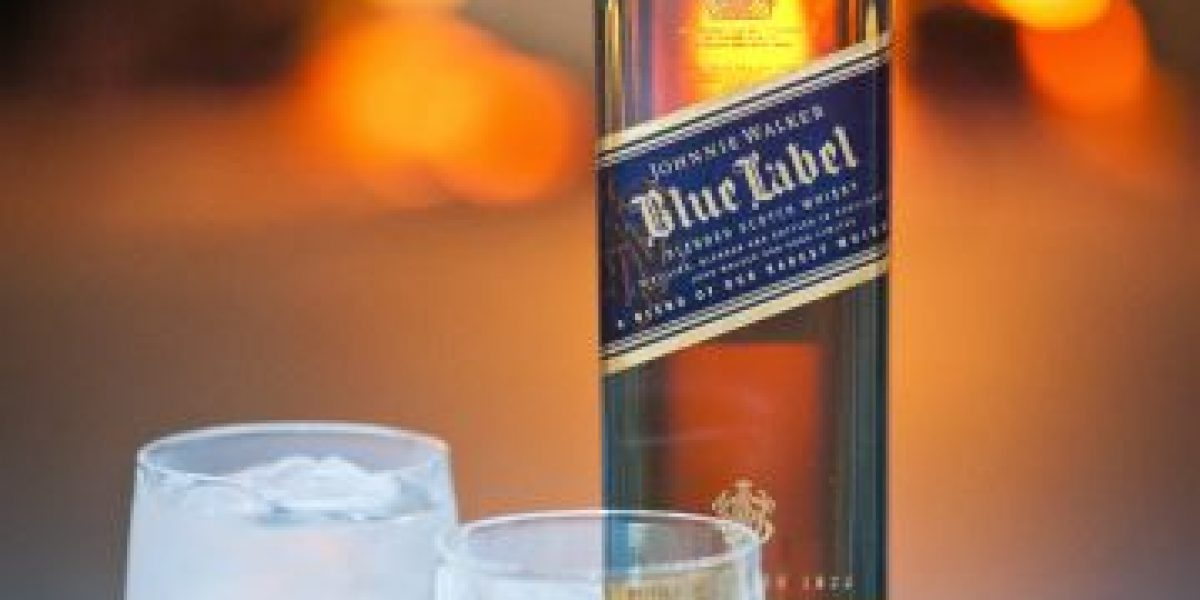 Demuestra tu gratitud con Johnnie Walker Blue Label