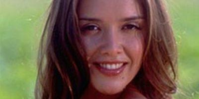 Y la heroína del culebrón. Pero por este papel Marlene Favela se hizo famosa en Latinoamérica. Foto:vía Venevisión. Imagen Por: