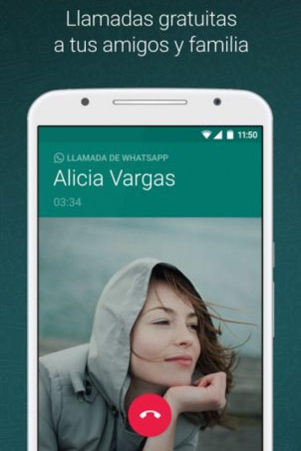 Y se prevé que esta app acabe con los sms. Foto:WhatsApp. Imagen Por: