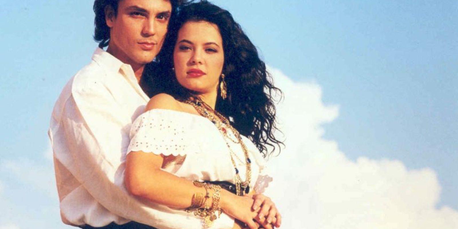 Fue transmitida de 1992 a 1993.. Imagen Por: