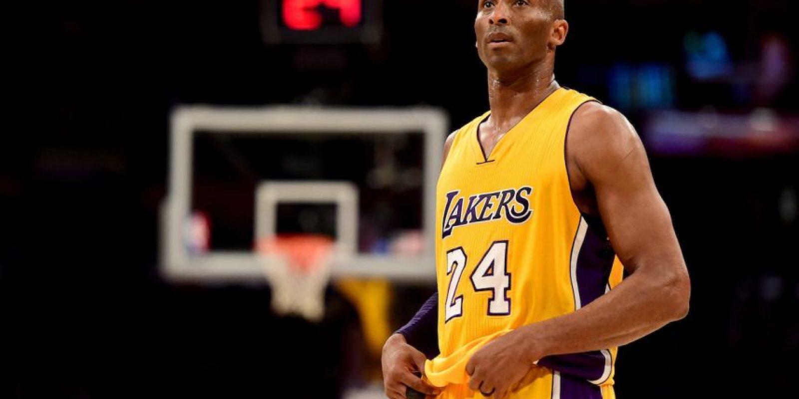 """""""No quiero ser el próximo Michael Jordan, sólo quiero ser Kobe Bryant"""" Foto:Getty Images. Imagen Por:"""