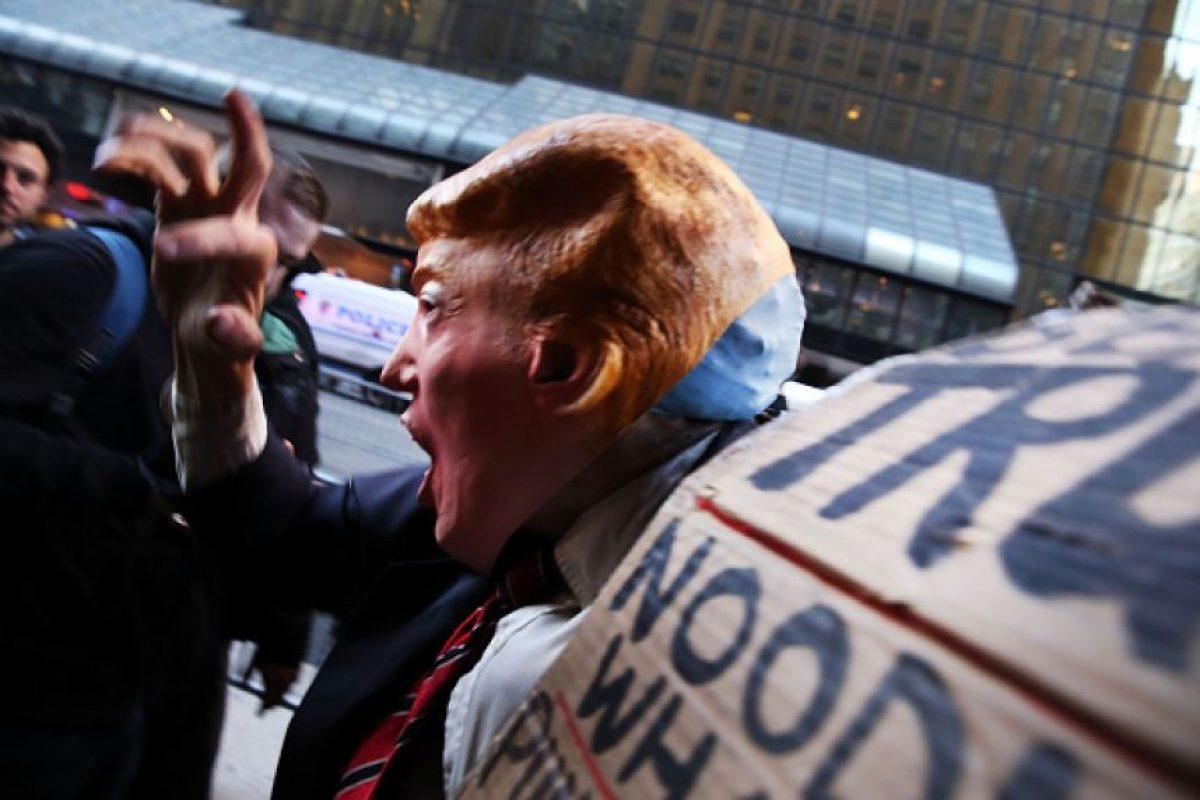 """""""Una persona con el pecho tan plano es muy difícil que sea un 10"""", acerca de la actriz Nicolette Sheridan. Foto:Getty Images. Imagen Por:"""