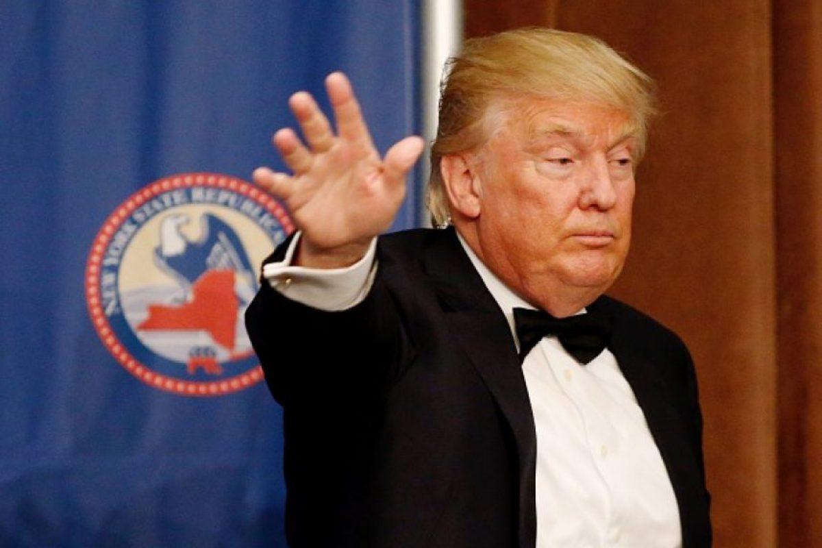Las frases con las que Donald Trump ha causado polémica Foto:Getty Images. Imagen Por: