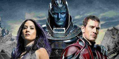 """X-Men: Apocalypse"". Mayo 27, 2016. Foto:Marvel. Imagen Por:"