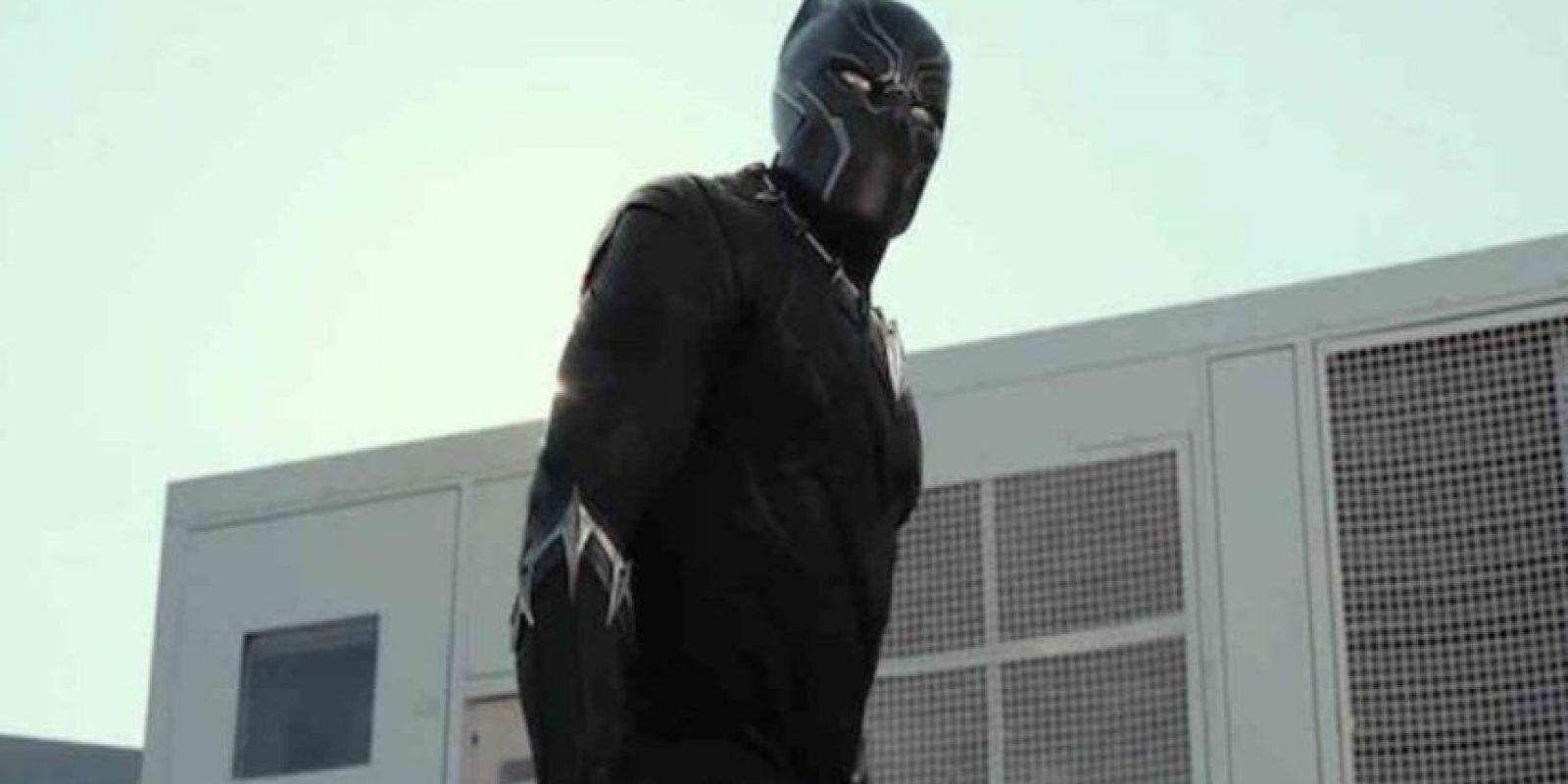 """Black Panther"". Febrero 16, 2018. Foto:Marvel. Imagen Por:"