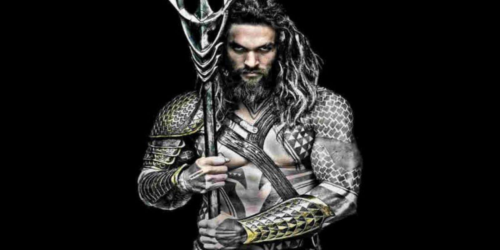 """""""Aquaman"""". Julio 27, 2018. Foto:DC. Imagen Por:"""