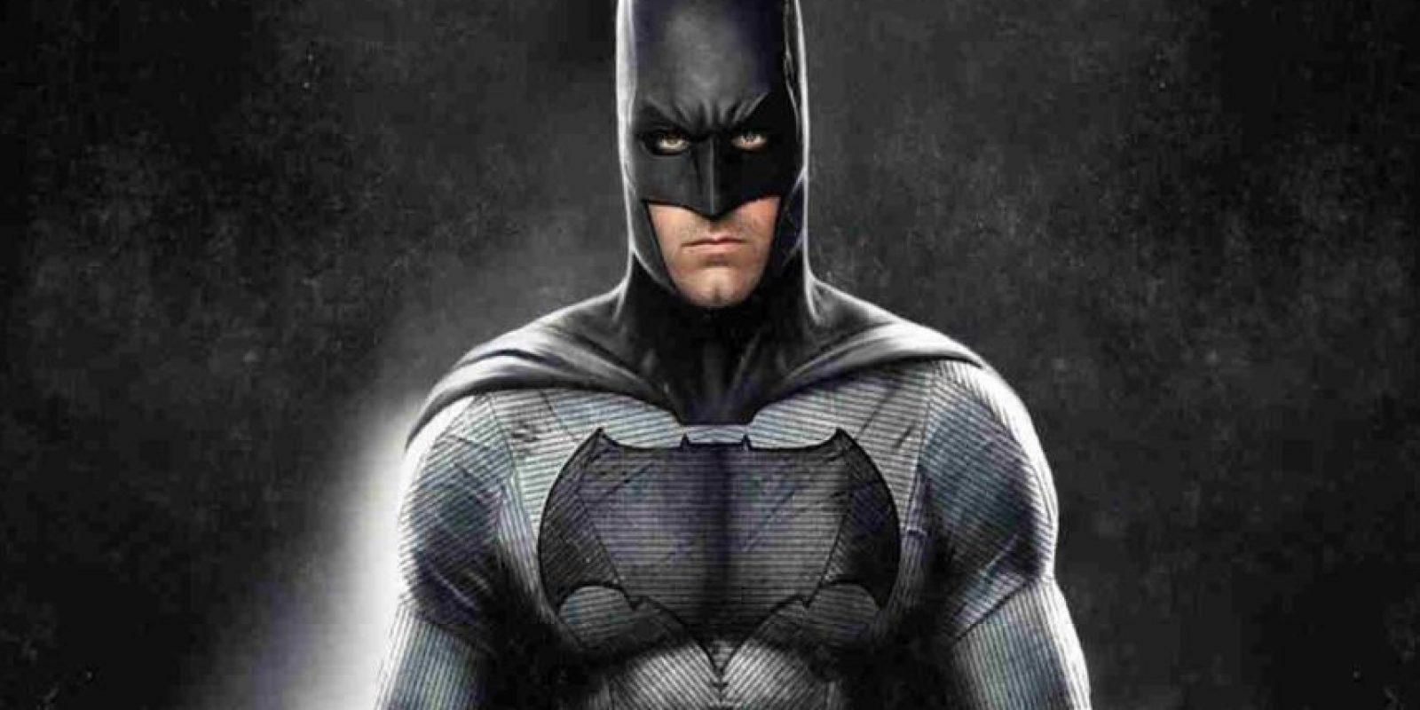 Película sin título aún sobre Batman. Fecha por confirmar. Foto:DC. Imagen Por: