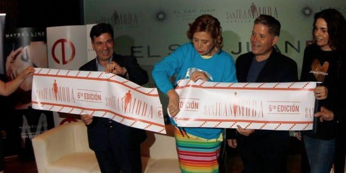 Agatha Ruiz de la Prada llega hoy a San Juan Moda