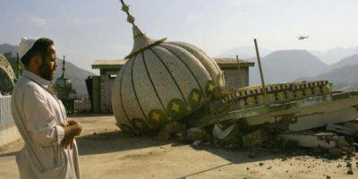 6. 8 de octubre de 2005, Pakistán: Aproximadamente 86 mil muertos dejó un terremoto de 7.6 grados de magnitud en el norte de Pakistán. Foto:Getty Images. Imagen Por: