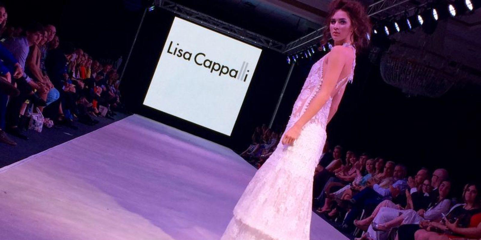 """Vestidos de la colección """"Meet me at midnight"""" de Lisa Cappalli. Foto:David Cordero Mercado. Imagen Por:"""