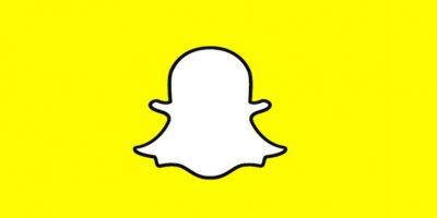 """Snapchat es una aplicación para enviar """"mensajes fantasmas"""". Foto:Snapchat. Imagen Por:"""