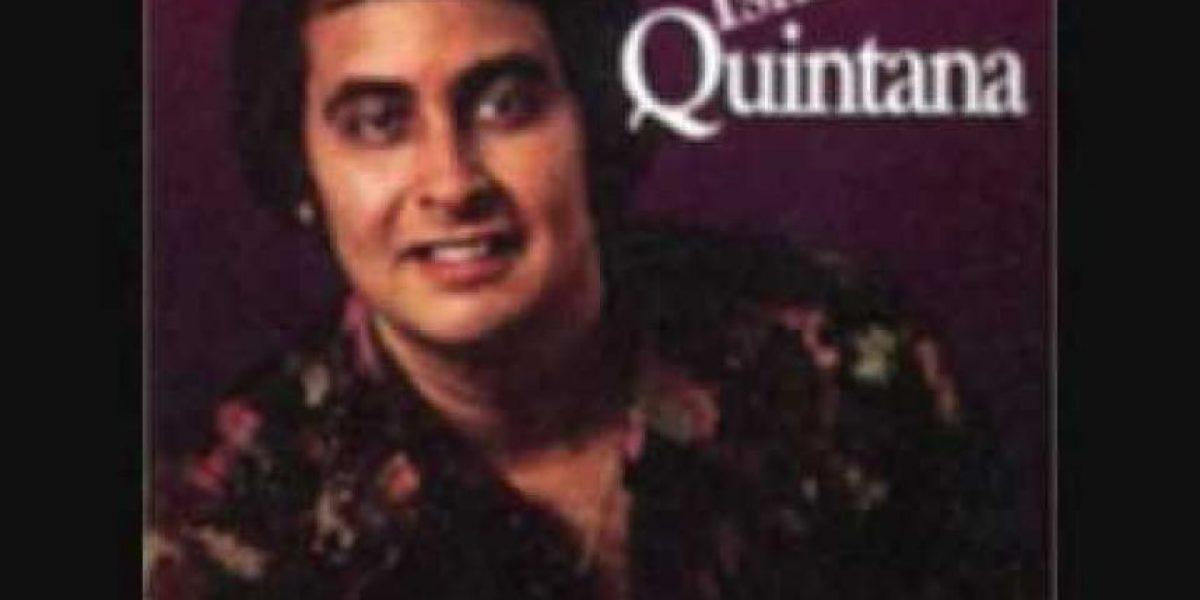 Muere el salsero Ismael Quintana