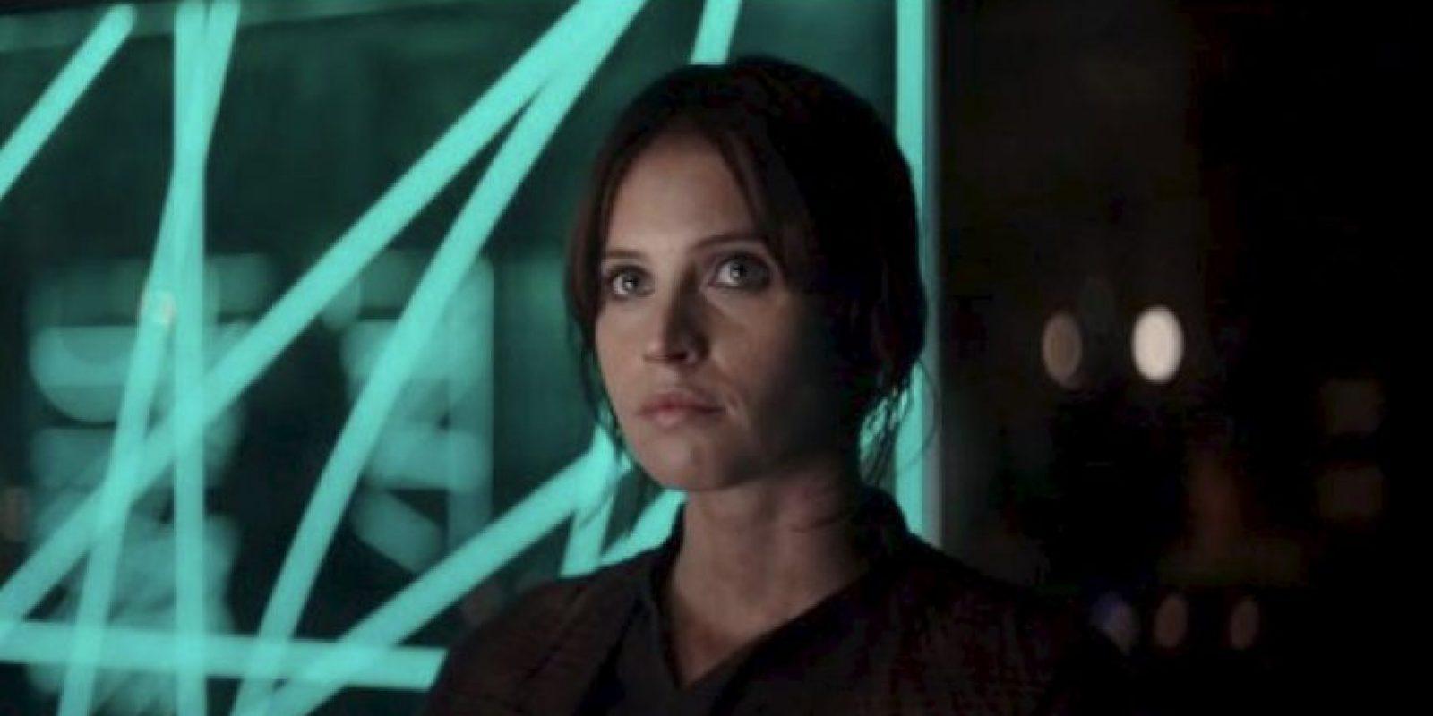 Felicity Jones es la protagonista de esta nueva historia Foto:Disney. Imagen Por: