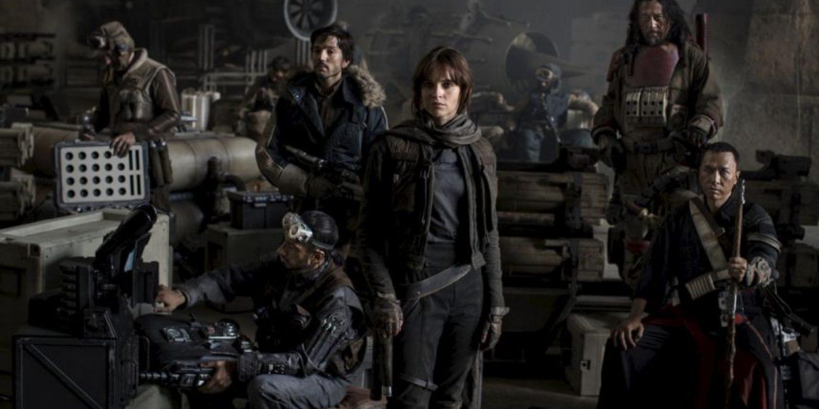"""Rogue One"" Foto:Disney. Imagen Por:"