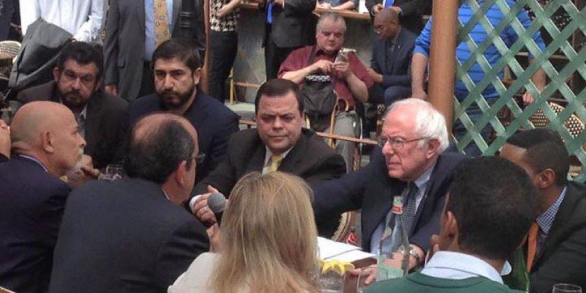 Acevedo Vilá endosa a Sanders