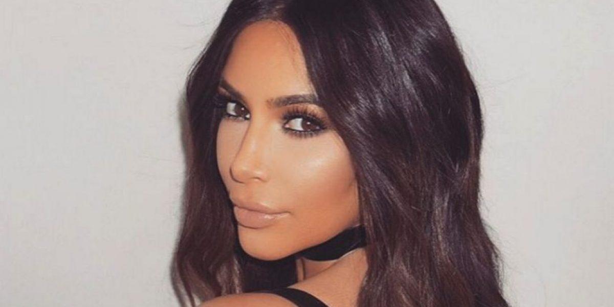 Kim Kardashian incita al consumo de marihuana en Coachella