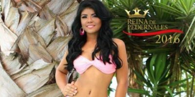 La joven falleció Foto:Vía facebook.com/Reina-de-Pedernales-2016. Imagen Por: