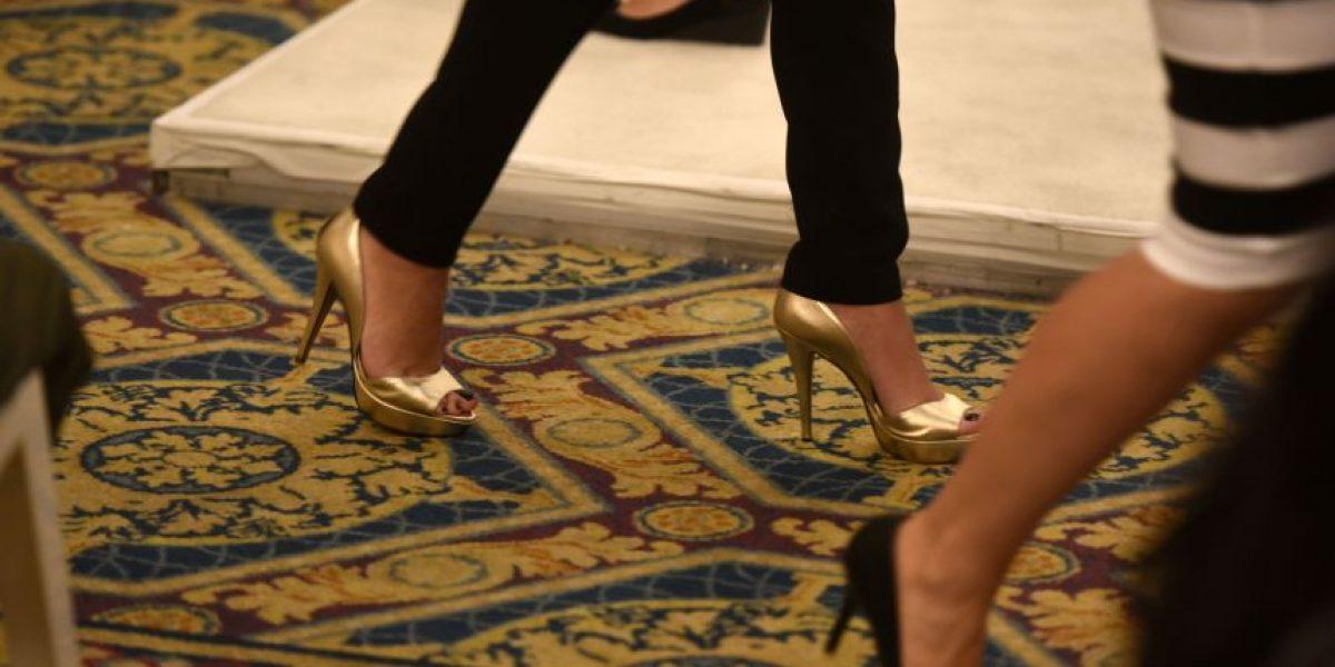 Los zapatos hablan en el San Juan Moda 2016