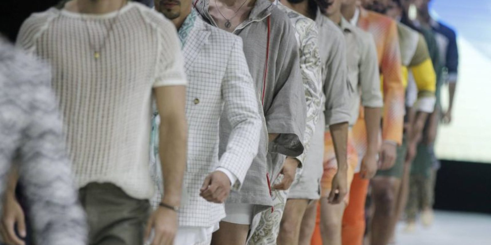 """Desfile """"Dream in Marrakech"""" del diseñador Jose Jhan. Foto:Facebook: San Juan Moda. Imagen Por:"""