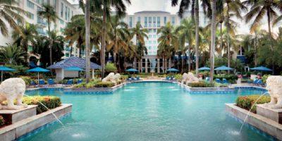 Hotel Ritz Carlton de San Juan. Imagen Por: