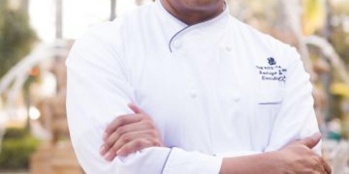 Chef ejecutivo Rodrigo Torres: Sazón multicultural 5 estrellas