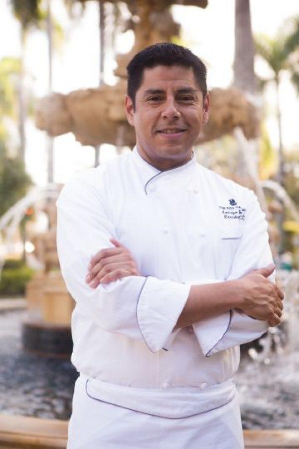 Chef ejecutivo Rodrigo Torres Foto:Suministrada. Imagen Por: