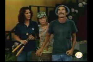 """Regina Torné interpretó al amor platónico de """"Don Ramón"""" en 1978 Foto:Vía Youtube. Imagen Por:"""