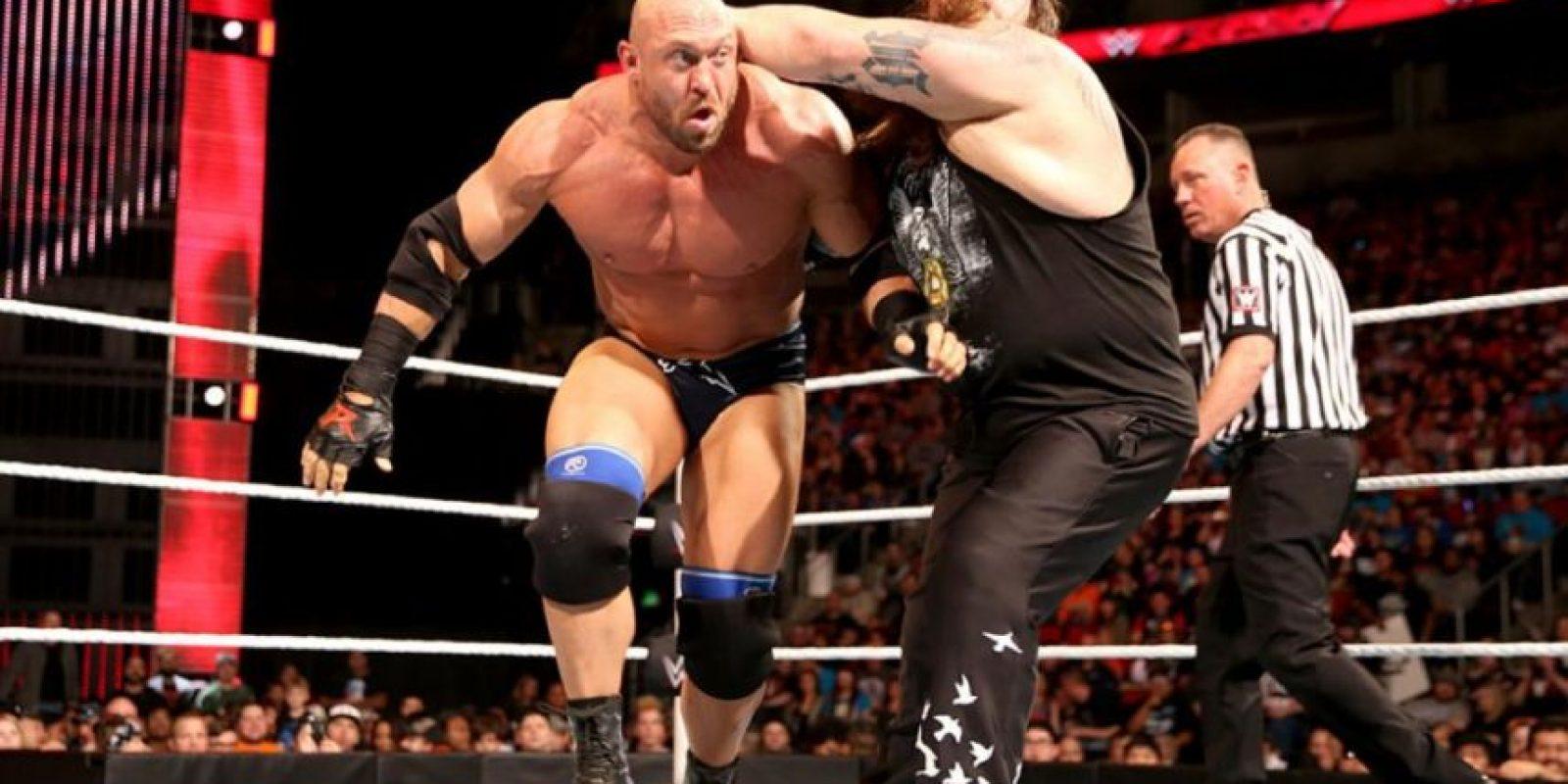 Ha sido Campeón Intercontinental en una ocasión Foto:WWE. Imagen Por:
