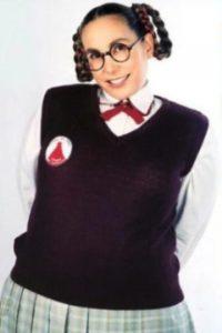 """Natalia Streignard. Así lucía la actriz como """"Valentina Villanueva Lanz"""" de """"Mi Gorda Bella"""" Foto:Vía nstagram.com/natystreignard. Imagen Por:"""