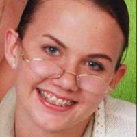 "Michelle Vieth. Esta era la imagen de la joven ""Lucía de la Macorra"" en la telenovela ""Soñadoras"". Foto:Twitter. Imagen Por:"
