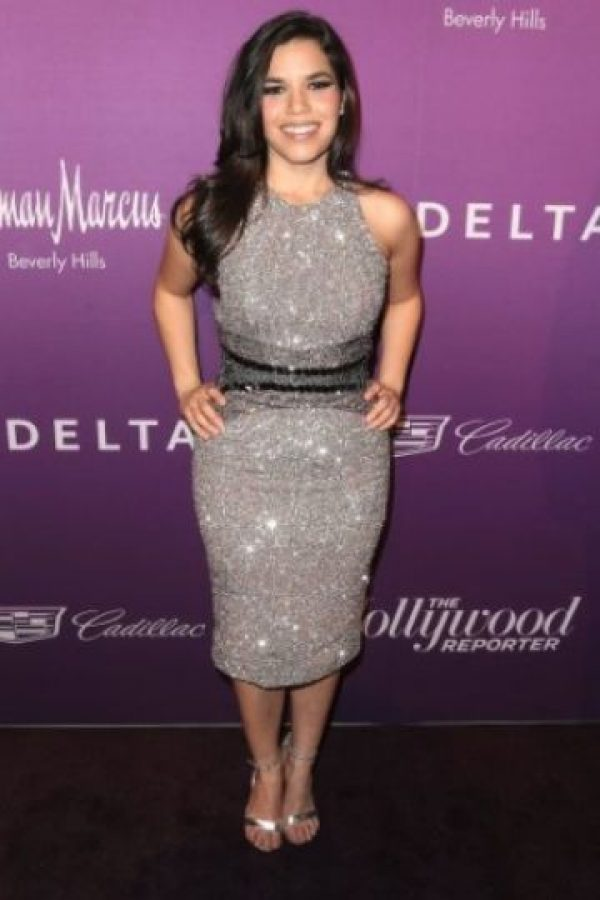 Así luce la actriz en la actualidad. Foto:Getty Images. Imagen Por: