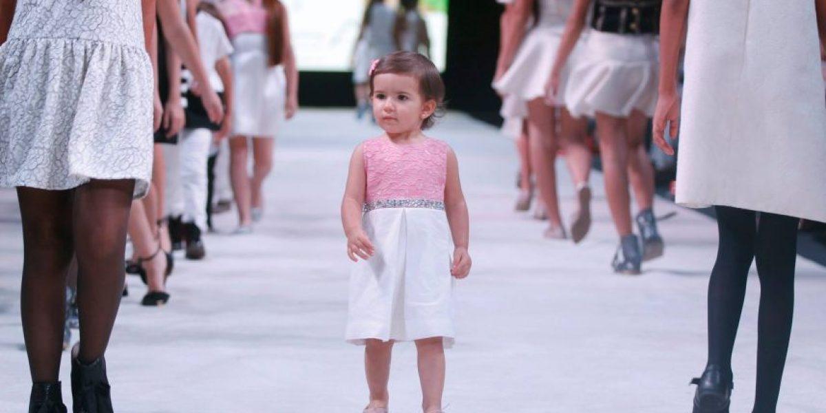 Hija de Ricky Rosselló se estrena como modelo