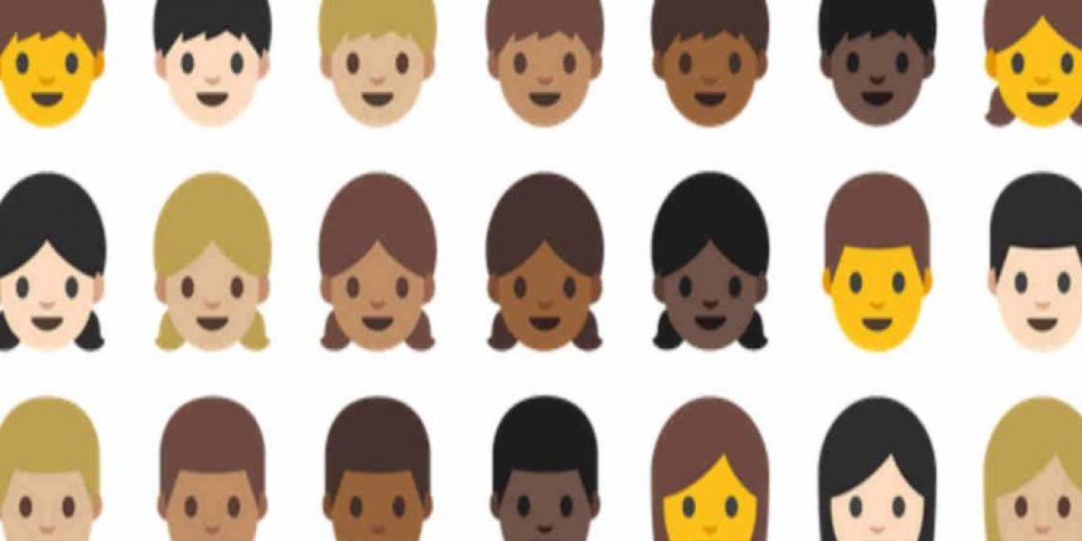 Nuevos emoticones de Android son