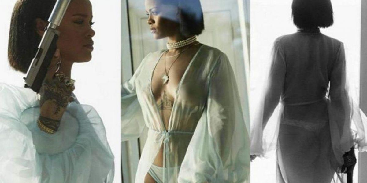 Nuevo video de Rihanna es solo para adultos