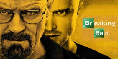 2.- Breaking Bad Foto:AMC. Imagen Por: