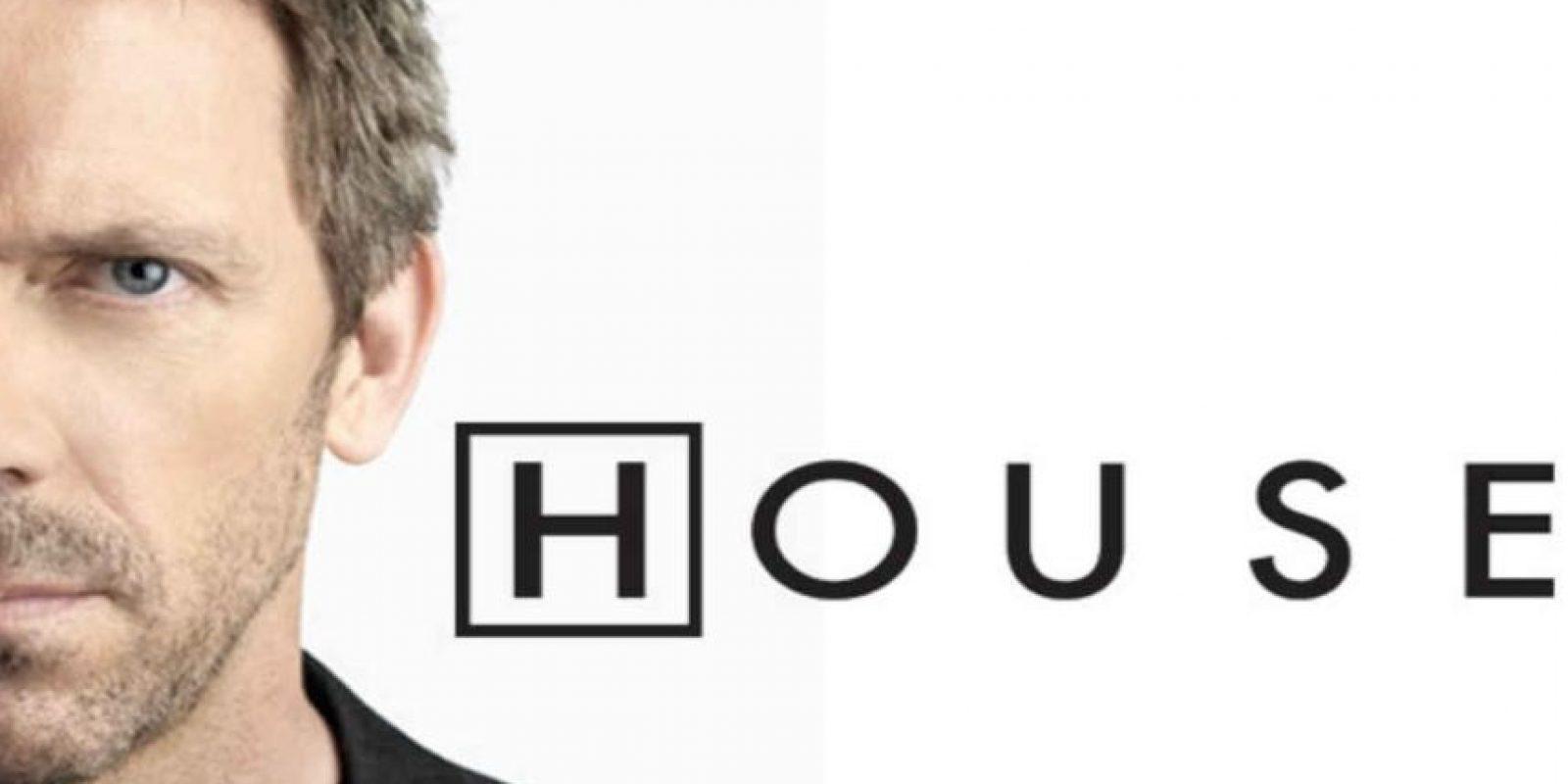 5.- Dr. House M.D. Foto:Fox. Imagen Por: