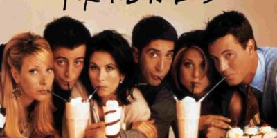 8.- Friends Foto:NBC. Imagen Por: