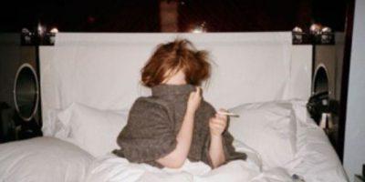 Estas fueron algunas fotos que el exnovio de Adele filtró en Internet Foto:Vía alexsturrock.com. Imagen Por: