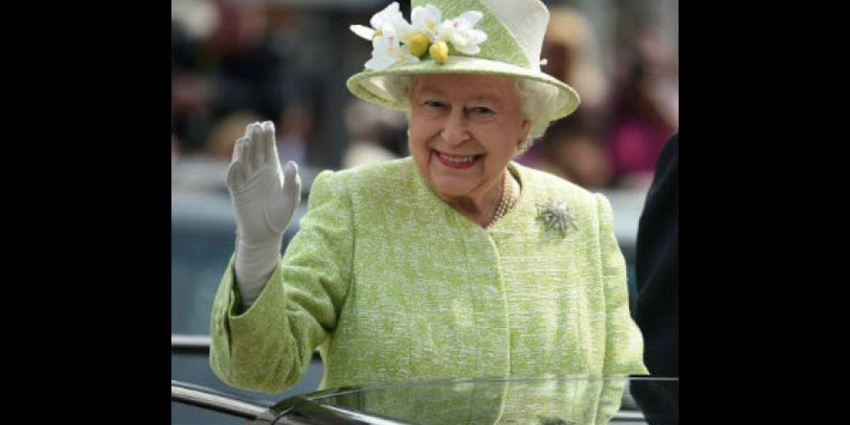 Isabel II no asistió a la misa de Año Nuevo