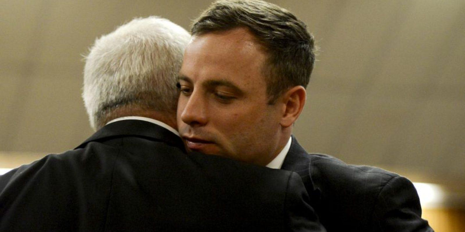 Oscar Pistorius fue señalado como el culpable Foto:Getty Images. Imagen Por:
