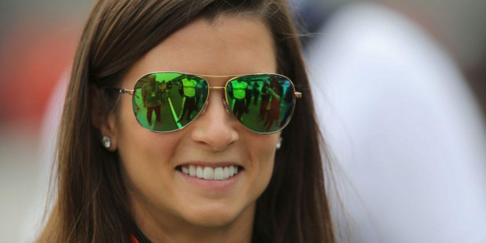 8. Danica Patrick (Piloto) Foto:Getty Images. Imagen Por:
