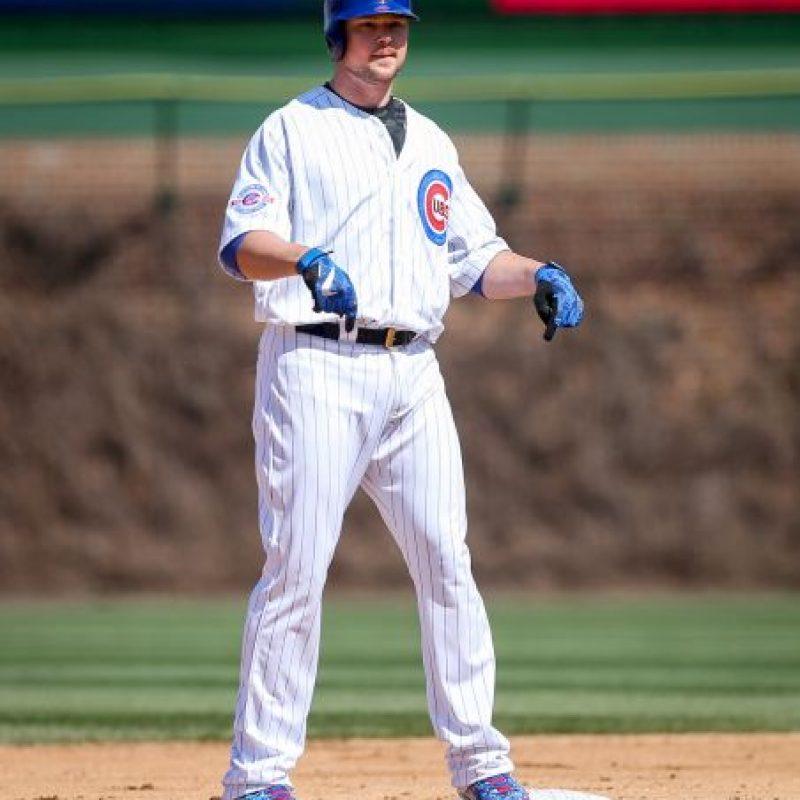 7. Jon Lester (beisbollsta) Foto:Getty Images. Imagen Por: