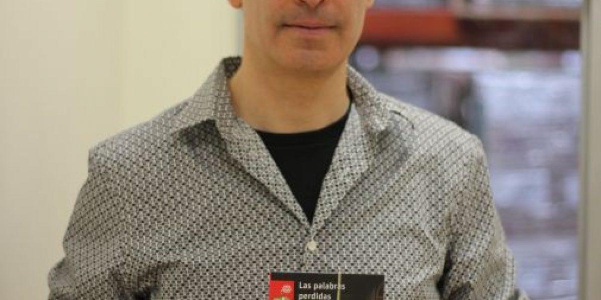 """Ernesto Guerra: """"Escribo para resolver mis problemas intelectuales"""""""